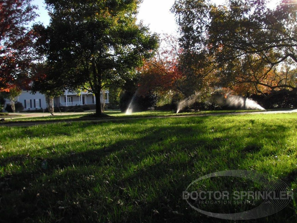 Why You Need To Winterize Your Sprinkler System Doctor